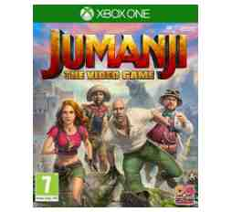Slika izdelka: XONE JUMANJI: THE VIDEO GAME